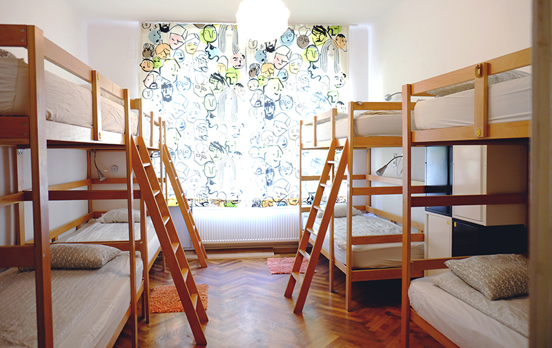 14 Beds Dormitory